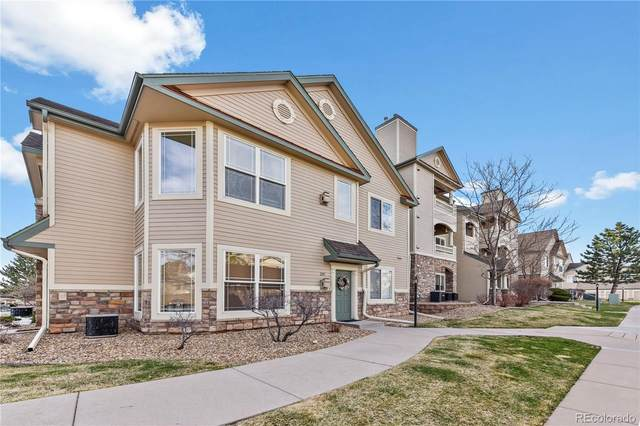 8389 S Independence Circle #11103, Littleton, CO 80128 (MLS #6419803) :: 8z Real Estate
