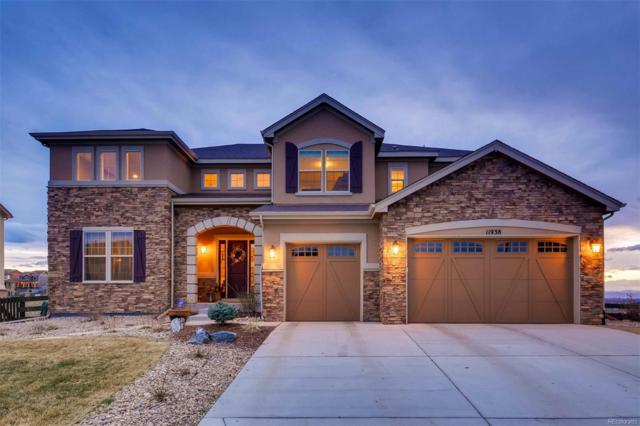 11938 S Meander Way, Parker, CO 80138 (#6420158) :: The Gilbert Group