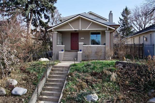1014 S Ogden Street, Denver, CO 80209 (#6420194) :: Real Estate Professionals