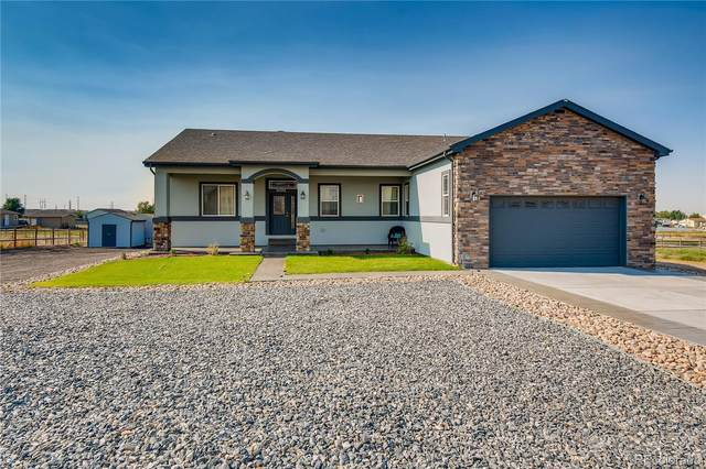 16282 Higgins Avenue, Fort Lupton, CO 80621 (#6420242) :: Chateaux Realty Group
