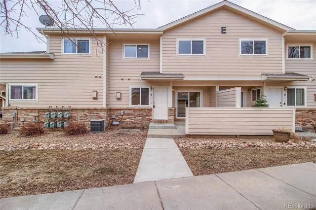 1601 Great Western Drive E3, Longmont, CO 80501 (#6420251) :: The Dixon Group