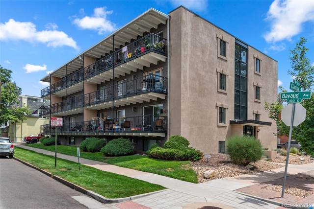 100 S Clarkson Street #105, Denver, CO 80209 (#6420570) :: The Heyl Group at Keller Williams