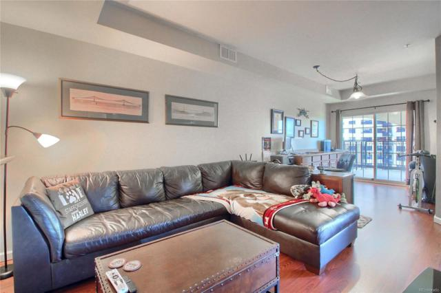 925 N Lincoln Street 6H-S, Denver, CO 80203 (#6420627) :: Bring Home Denver