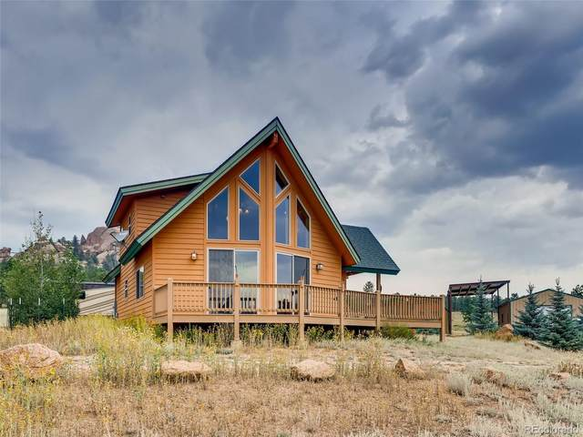 598 Forge Drive, Florissant, CO 80816 (MLS #6420670) :: Keller Williams Realty