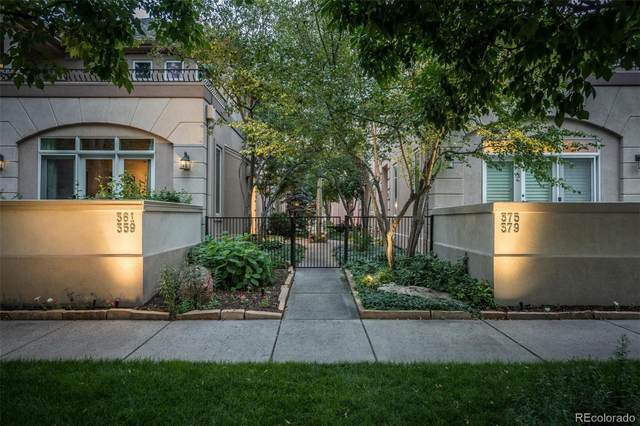359 Detroit Street, Denver, CO 80206 (#6420672) :: Bring Home Denver with Keller Williams Downtown Realty LLC