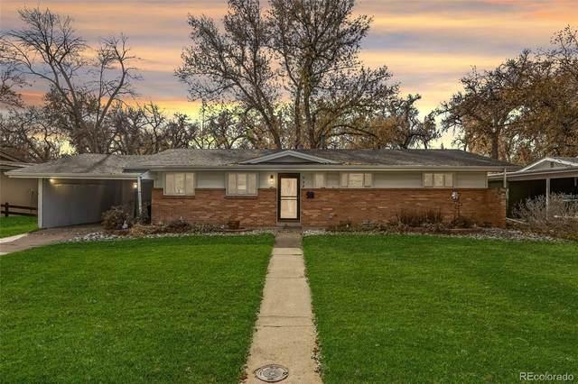 994 W Shepperd Avenue, Littleton, CO 80120 (#6420707) :: Briggs American Properties