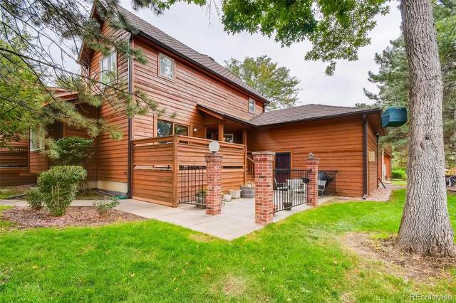 11740 W 66th Place C, Arvada, CO 80004 (#6420852) :: You 1st Realty