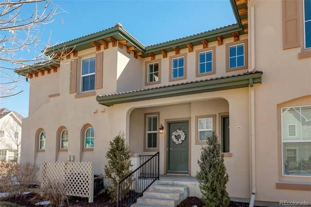 8902 E 24th Place #105, Denver, CO 80238 (MLS #6421065) :: 8z Real Estate