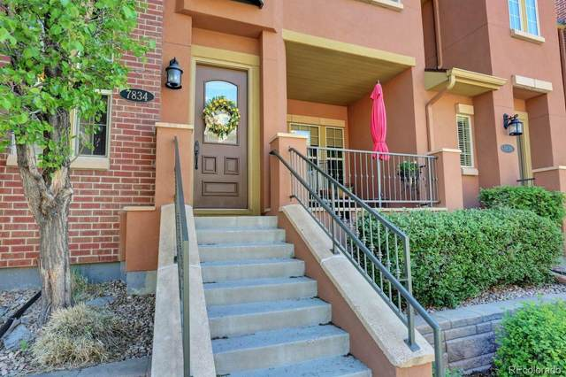 7834 Inverness Boulevard, Englewood, CO 80112 (#6421071) :: Finch & Gable Real Estate Co.