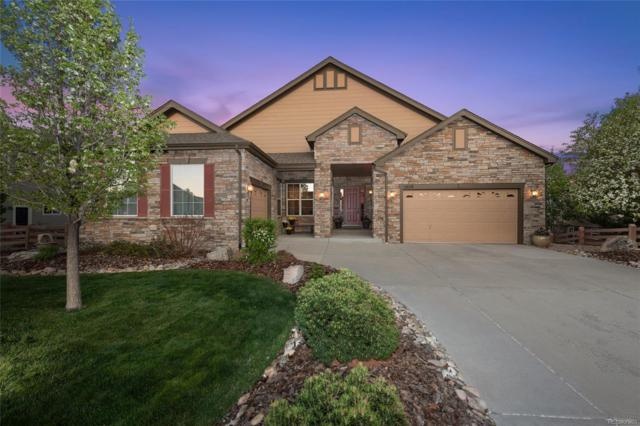 5648 Sawdust Loop, Parker, CO 80134 (#6421669) :: The Galo Garrido Group