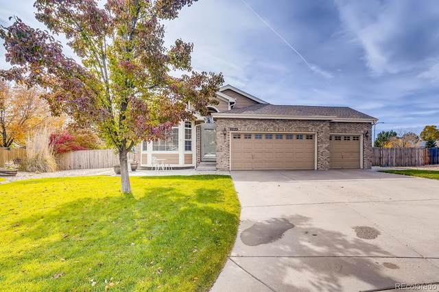 5664 E 130th Way, Thornton, CO 80602 (#6421998) :: The Artisan Group at Keller Williams Premier Realty