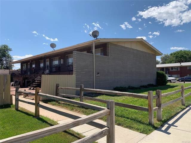 4280 W 72nd Avenue, Westminster, CO 80030 (#6422372) :: The Heyl Group at Keller Williams