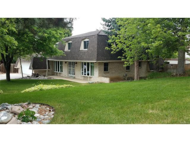 8531 W 71st Circle, Arvada, CO 80004 (MLS #6422730) :: 8z Real Estate