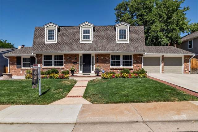 7069 S Magnolia Circle, Centennial, CO 80112 (MLS #6422765) :: 8z Real Estate