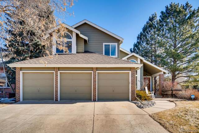 46 Pin Oak Drive, Littleton, CO 80127 (#6423206) :: The DeGrood Team