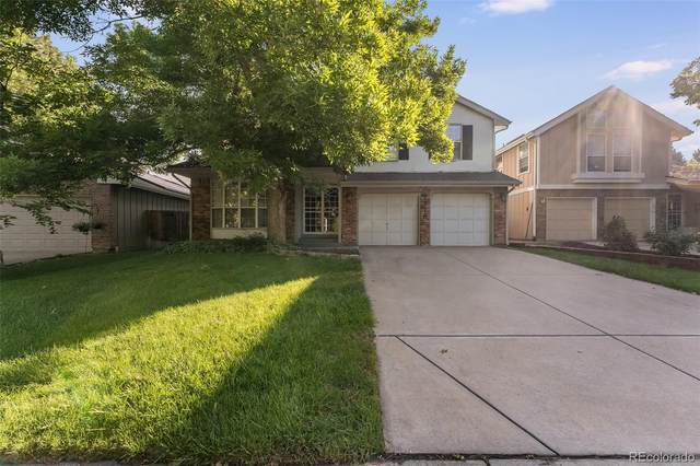 7818 S Hill Circle, Littleton, CO 80120 (#6423514) :: The DeGrood Team