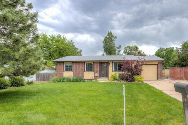 6450 W 76th Avenue, Arvada, CO 80003 (#6423516) :: The Peak Properties Group
