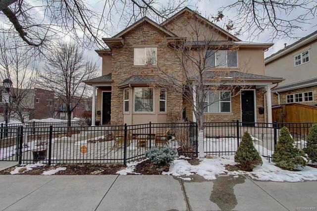 5 Garfield Street, Denver, CO 80206 (#6423524) :: James Crocker Team