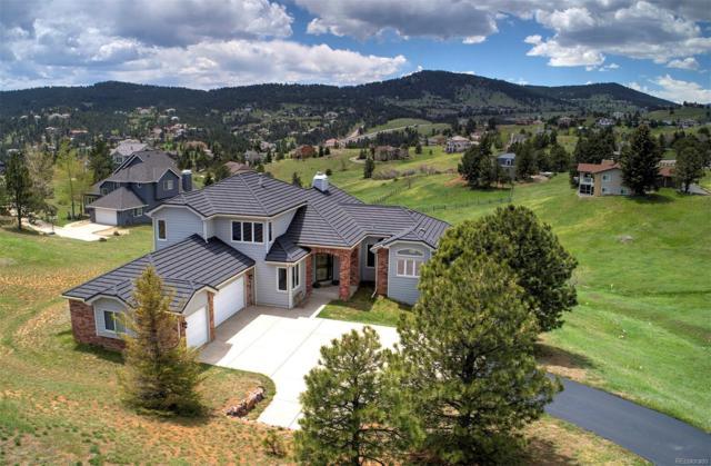 367 Monte Vista Road, Golden, CO 80401 (#6423527) :: The HomeSmiths Team - Keller Williams