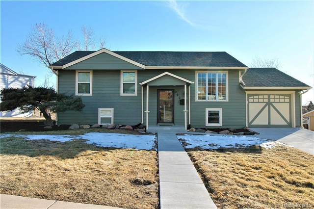 360 W 79th Place, Denver, CO 80221 (#6423534) :: The Scott Futa Home Team
