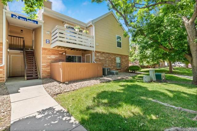 3314 S Ammons Street #204, Lakewood, CO 80227 (#6423851) :: Re/Max Structure