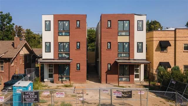 1960 S Columbine Street #1, Denver, CO 80201 (#6424220) :: The DeGrood Team