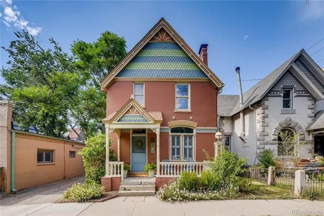 141 W 3rd Avenue, Denver, CO 80223 (MLS #6424247) :: Keller Williams Realty