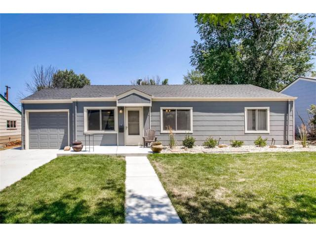3224 S Elm Street, Denver, CO 80222 (MLS #6424503) :: 8z Real Estate