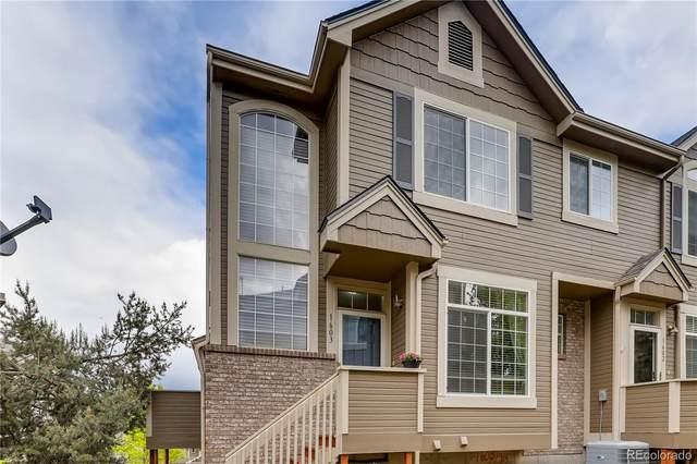 5555 E Briarwood Avenue #1603, Centennial, CO 80122 (#6425345) :: Bring Home Denver with Keller Williams Downtown Realty LLC