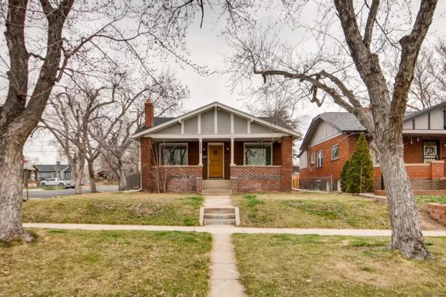 2756 N Clayton Street, Denver, CO 80205 (#6425358) :: Compass Colorado Realty