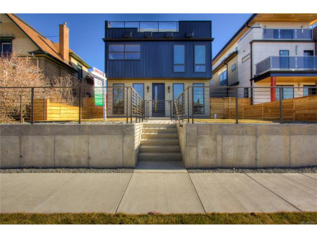 2822 N N York Street, Denver, CO 80205 (#6425571) :: Hometrackr Denver