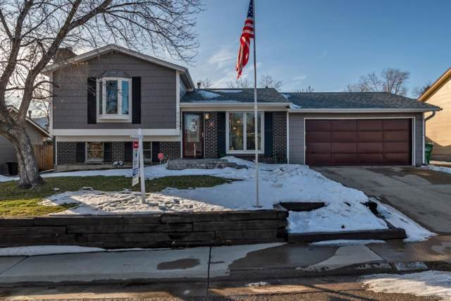 4345 S Xenon Court, Morrison, CO 80465 (#6425732) :: Berkshire Hathaway Elevated Living Real Estate