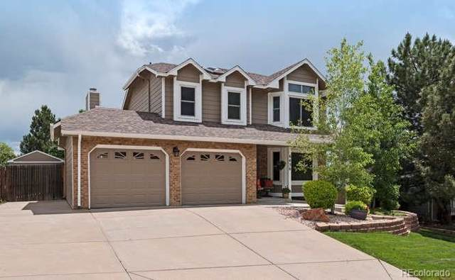 6436 S Pierce Court, Littleton, CO 80123 (#6425916) :: The DeGrood Team