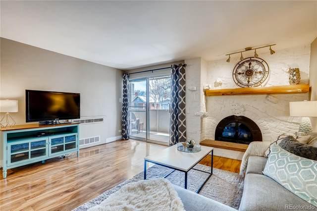 1366 Garfield Street #209, Denver, CO 80206 (#6425919) :: Colorado Home Finder Realty