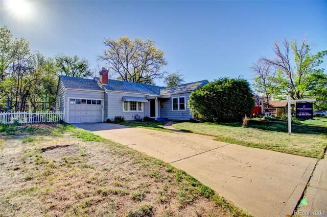 4330 S Elati Street, Englewood, CO 80110 (#6426182) :: The HomeSmiths Team - Keller Williams