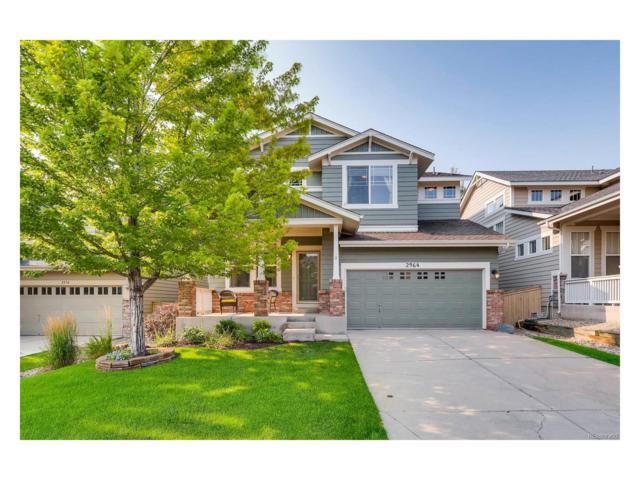 2964 Braeburn Way, Highlands Ranch, CO 80126 (MLS #6426395) :: 8z Real Estate
