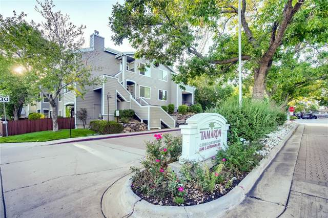 8500 E Jefferson Avenue 9E, Denver, CO 80237 (MLS #6426491) :: Keller Williams Realty