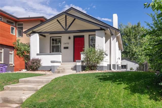 2652 King Street, Denver, CO 80211 (MLS #6426926) :: 8z Real Estate