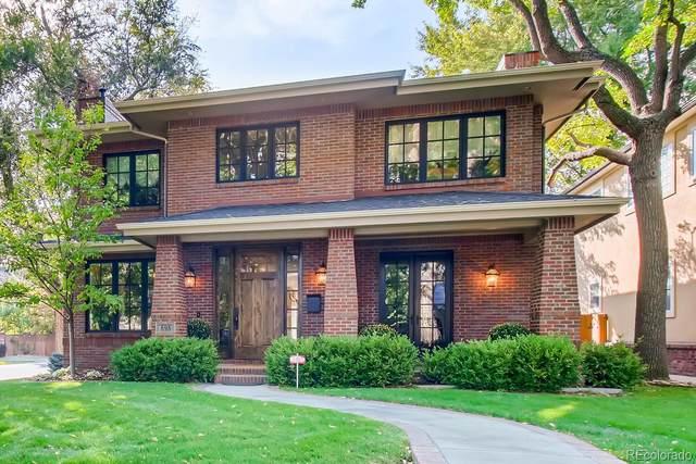 895 S High Street, Denver, CO 80209 (#6427794) :: Mile High Luxury Real Estate