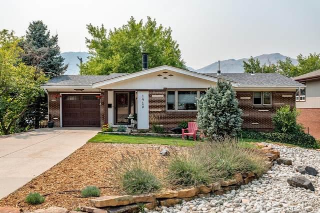 1910 East Street, Golden, CO 80401 (MLS #6428116) :: 8z Real Estate