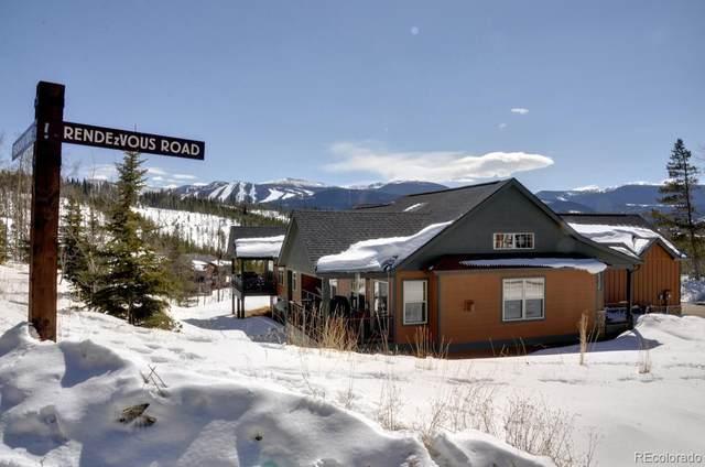 40 Reunion Court, Fraser, CO 80442 (#6428408) :: Portenga Properties