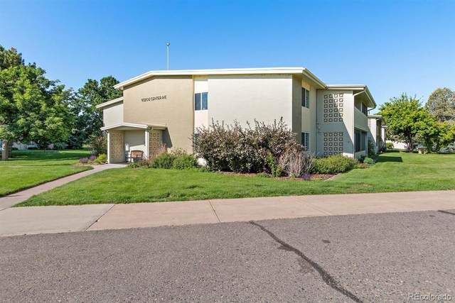 9320 E Center Avenue 11A, Denver, CO 80247 (#6428741) :: The HomeSmiths Team - Keller Williams