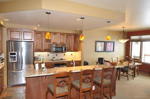 2355 Ski Time Square Drive #223, Steamboat Springs, CO 80487 (MLS #6428792) :: The Sam Biller Home Team