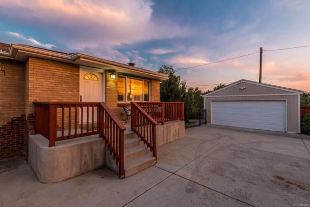 11200 W 72nd Avenue, Arvada, CO 80005 (#6428988) :: The DeGrood Team