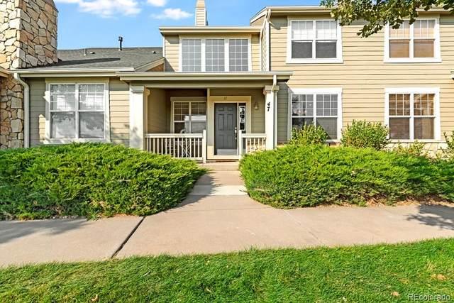 6608 W 3rd Street #47, Greeley, CO 80634 (#6429166) :: Portenga Properties - LIV Sotheby's International Realty