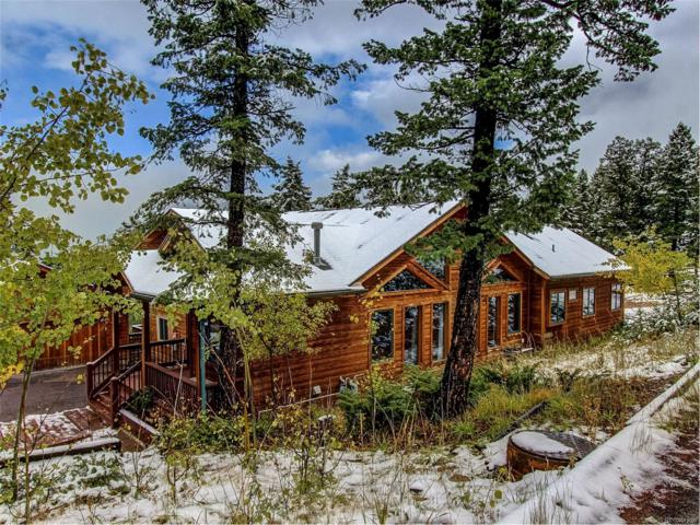 6996 Skunk Alley, Evergreen, CO 80439 (#6429235) :: The City and Mountains Group