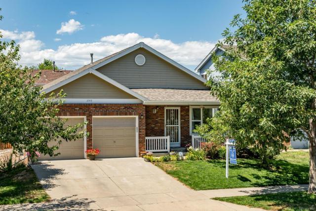 3749 Dahlia Street, Denver, CO 80207 (#6429712) :: The HomeSmiths Team - Keller Williams