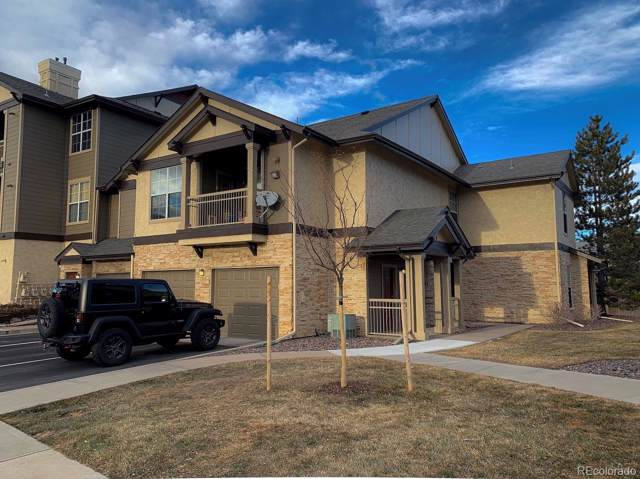 7422 S Quail Circle #1628, Littleton, CO 80127 (#6430292) :: Berkshire Hathaway Elevated Living Real Estate