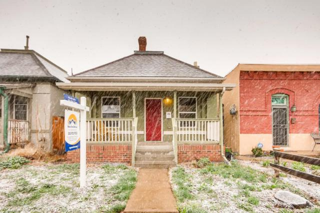3323 W 32nd Avenue, Denver, CO 80211 (#6430333) :: 5281 Exclusive Homes Realty