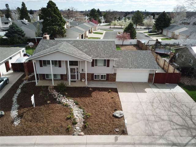 7172 S Franklin Street, Centennial, CO 80122 (#6430821) :: House Hunters Colorado